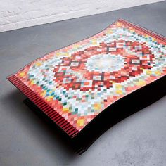 Great Magic Flying Carpet Sofa By Tonio De Roover | Magic Carpet, Oriental Rug  And Bench Amazing Pictures