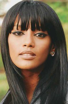 Evita, De Los Jaguar, Consort of Judan DuColoradnn Stunning Women, Beautiful Black Women, Beautiful Eyes, Ebony Girls, Ebony Women, Native American Beauty, Brazilian Women, Ebony Beauty, African Beauty