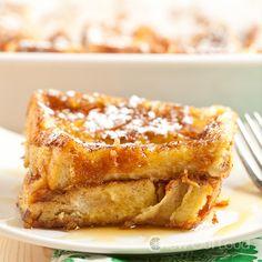 Texas French Toast Casserole