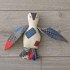 Ace & Jig Penguin Rattle