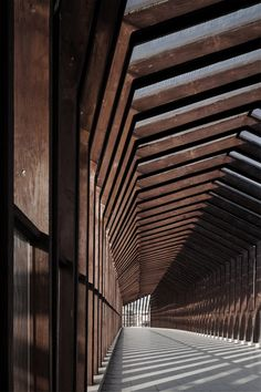 Gallery of Foshan New City Village Walkway Bridge / ADARC Associates - 10