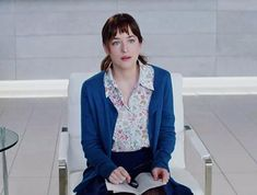 Anastasia Steele's Outfits From Fifty Shades of Grey  #InStyle