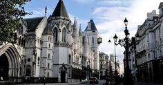 Royal Courts of Justice em Londres #viajar #londres #inglaterra