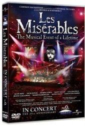 Les Misérables (the Anniversary Show) - (Bídníci) - DVD Les Miserables, Queens Theatre, Musical Theatre, Theatre Geek, Jenny Galloway, Lea Salonga, Roger Allam, Broadway, Ramin Karimloo