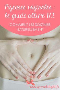 Comment soigner une mycose vaginale naturellement Pinterest