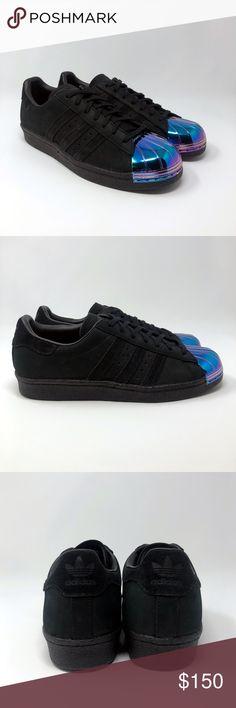 Adidas Superstar Metal Teo Damen Schuhe Turnschuhe Gr. 40