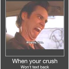 When Your Crush Won't Text You Back Check out more funny pics at killthehydra.com