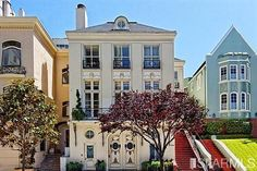 Pacific Heights: $7,500,000  2209 Pacific Ave  San Francisco, CA 94115