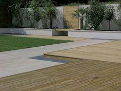 David Keegan Garden Design Contemporary garden design project in Lancashire