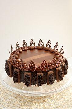 Renaissance cake by csokiparany, via Flickr