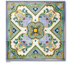 Maiano | Vietri Ceramic Group | Rosoni