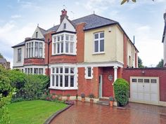 Semi-Detached Edwardian house. 5 bedrooms. Comes with garage and south facing garden. Located in Algers Road, Loughton, Essex. http://www.fineandcountry.co.uk