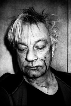 Anders Petersen. Photography is a self-portrait of yourself