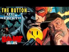 BAMF - The Button (DC Comics Rebirth... Smiley or not Smiley?)