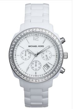 Michael Kors watch. 40% off!  I have this one ^__^