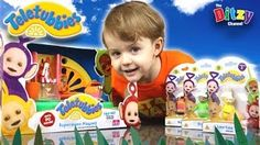 BRAND NEW Teletubbies toys for 2016!! See Ozzie & Mum unbox & review them! Disney Toys Surprise Eggs The Ditzy Channel - YouTube