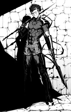 Diarmuid from Fate/Zero