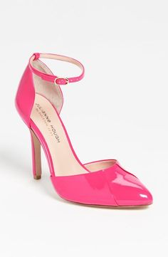 Cute! Julianne Hough for Sole Society Pink Pump