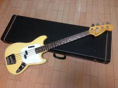 '76 Fender Mustang Bass