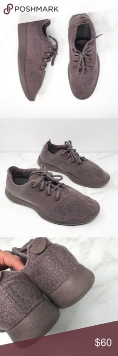 low priced bb371 42ace Allbirds Plum Purple Wool Runners Shoes Size 11 Good preowned condition.  Some signs of wear as shown in the pictures. Allbirds Plum Purple Wool  Runners ...