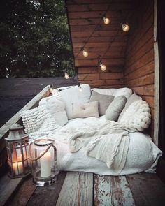 Soooo cozy ❤