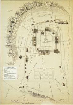 Infographic Fort Dearborn (1808)