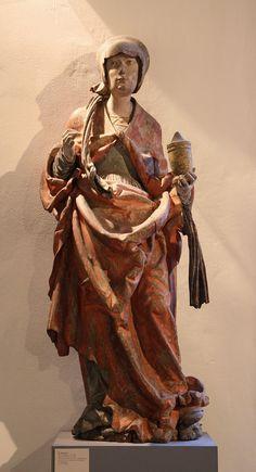 Category:Hans Leinberger - Wikimedia Commons Gospel Of Mary, Alabaster Jar, Mary Magdalene, Magdalena, Madonna And Child, John The Baptist, Holy Family, Illustration Art, Illustrations