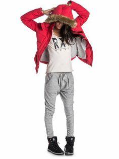 A look a week. Entdecke jede Woche einen neuen Roxy Look. Kostenloser Versand, unabhängig von der Bestellmenge - Roxy
