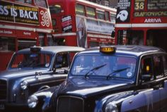 London Taxis: 10 Interesting Facts and Figures about London Taxis You Might Not Have Known - Anglotees