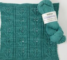Happiness Worsted by Kolláge Yarns - a FREE knit block pattern from your friends at Love of Knitting magazine