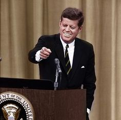 President John F. Kennedy 1962 speech
