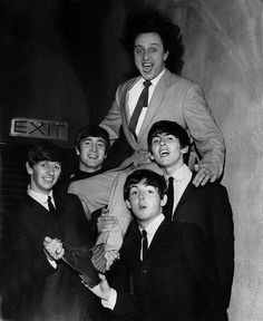 the fab four + the crazy one