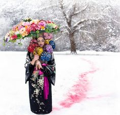 Kirsty Mitchell - UK based Photographic Artist