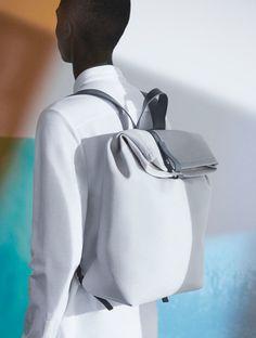 COS Serpentine backpack
