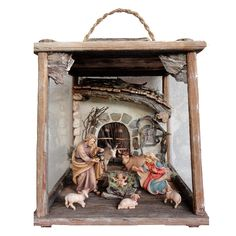 These beautiful Christmas Nativity Lanterns are hand crafted from high quality massive wood. Carefully handpainted with oil paints by our skilled craftsmen. Some designs are hand gilded with real gold. They will brighten up your home during this magical time of the year.  Premium quality Collectible Nativity Sets.  #christmaslantern #nativitylantern #nativityset #christamsnativity #nativityscene #religiousgifts #catholicgifts Nativity Sets, Christmas Nativity Scene, Catholic Gifts, Religious Gifts, Christmas Lanterns, Beautiful Christmas, Wood Art, Craftsman, Hand Painted