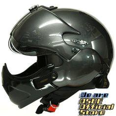 OSBE TORNADO Black Motorcycle Helmet, Dark Helmet, Helmet Armor, Custom Motorcycle Helmets, Custom Helmets, Motorcycle Outfit, Motocross Helmets, Racing Helmets, Football Helmets