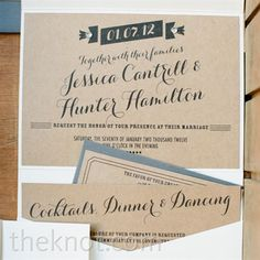 The casual, handwritten design matched the loft environment.