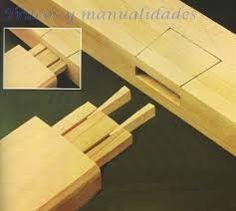 Resultado de imagen para ensambles de madera antiguos
