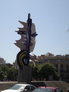 Barcelona Spain, one of my favorite cities in Spain.