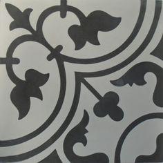 Encaustic Cement Tile – A405A