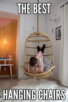 Hanging Out in Style: The Best Hanging Chairs | Apartment Therapy