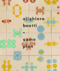 #alighieroboetti in London at Tate Modern: still 10 days! 28 February – 27 May 2012