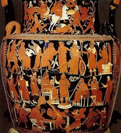 1000 Images About Greek Vase Paintings Pg On Pinterest