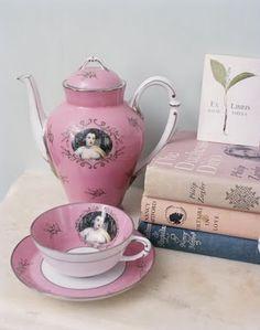 Tea + Good Book