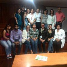 @saberucv en el Instituto de Biomedecina #UCV  (en Caracas)