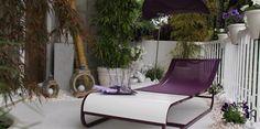 Purple Lounge . Ambientes – Exterior . Showroom Piramidal