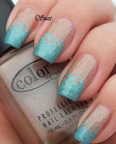 French, Holo and Dots - bellashoot.com