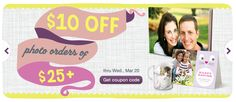 Walgreens Photo Coupon for 10 Dollars Off Your 25 Dollar Order, 10¢ Prints, and More Codes!