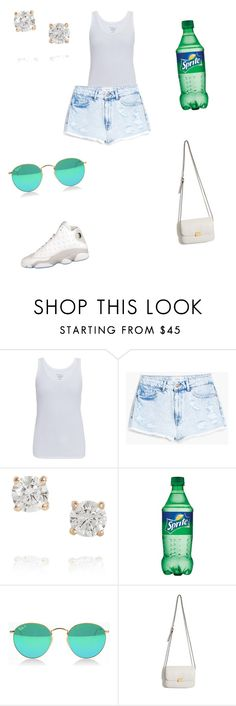 """""""guys this is a replica of what I wore to the football game last nite and about last night............ jk jk"""" by lovelyc4134 ❤ liked on Polyvore featuring Majestic, MANGO and Anita Ko"""