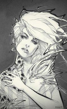 LethalTouch. by ~ScorpionBlaze on deviantART